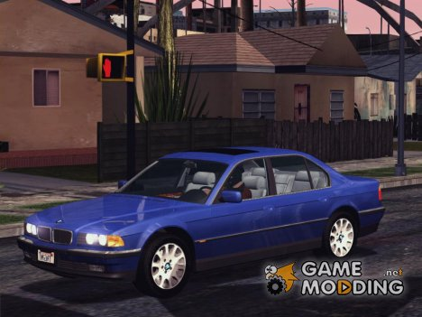 1996 BMW 750i (E38) for GTA San Andreas