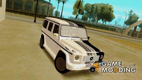 Merdeces-Benz G55 for GTA San Andreas