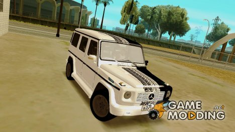 Merdeces-Benz G55 для GTA San Andreas