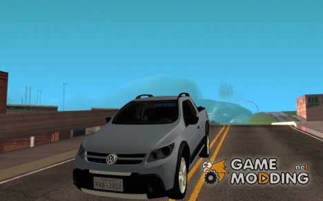 Volkswagen Saveiro Cross для GTA San Andreas