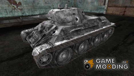 Шкурка для А-20 for World of Tanks