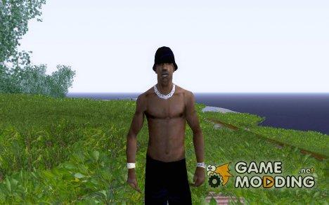 Rob с пляжа for GTA San Andreas