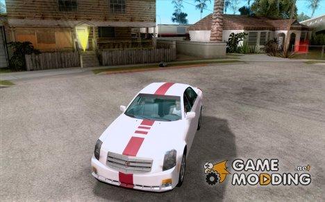 Cadillac CTS 2003 Tunable for GTA San Andreas