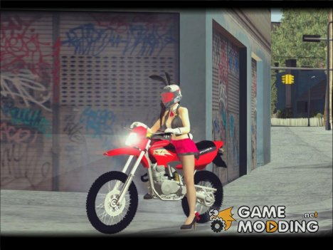 Honda XR 250R for GTA San Andreas