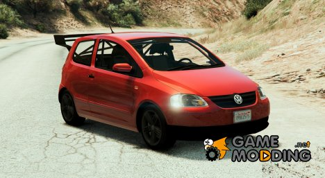 Volkswagen Fox 2.0 для GTA 5