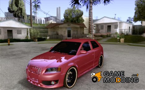 Audi S3 2006 for GTA San Andreas