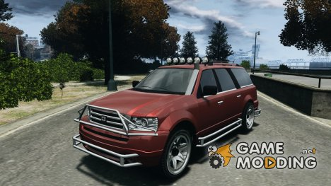 Landstalker Modification for GTA 4