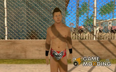 Smackdown Vs Raw 2011 The Miz for GTA San Andreas