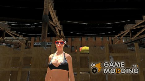 Tracey De Santa из GTA 5 для GTA 4