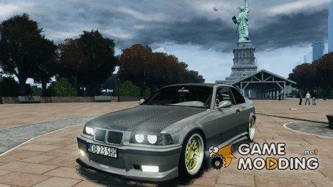 BMW E36 Alpina B8 для GTA 4