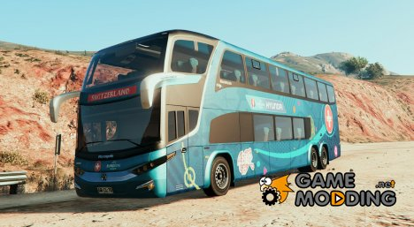 Marcopolo P. - Euro 2016 Swiss Team для GTA 5