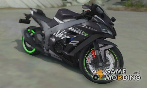 2017 Kawasaki ZX-10RR for GTA San Andreas