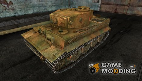 PzKpfw VI Tiger General303 для World of Tanks
