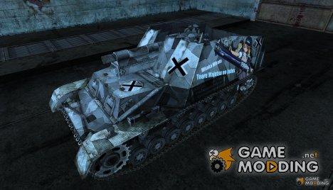 Маленький пак аниме шкурок для World of Tanks