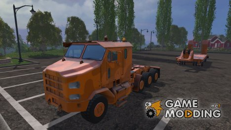 Oshkosh M1070 for Farming Simulator 2015