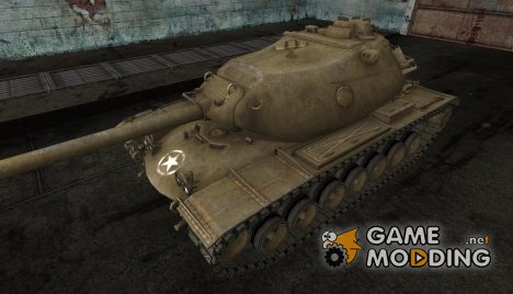 Шкурка для M103 для World of Tanks