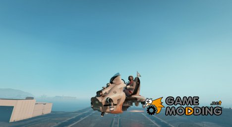 Motojet for GTA 5