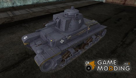 PzKpfw 35 (t) Steiner for World of Tanks