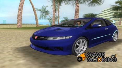 Honda Civic Type-R Mugen 2010 for GTA Vice City