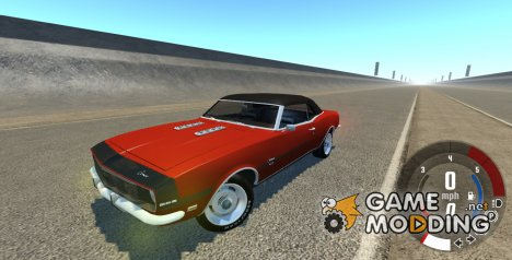 Chevrolet Camaro RS SS 396 1968 for BeamNG.Drive