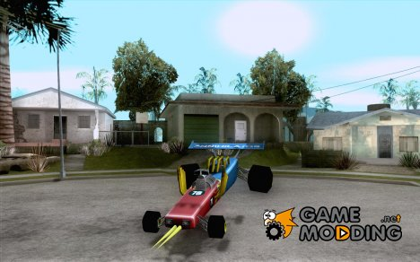 Dragg car for GTA San Andreas