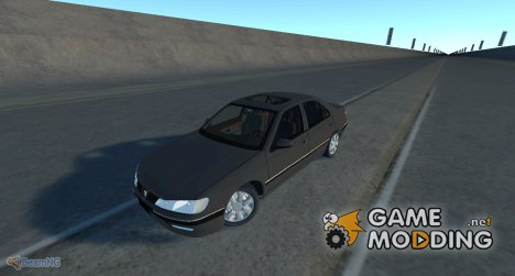 Peugeot 406 for BeamNG.Drive