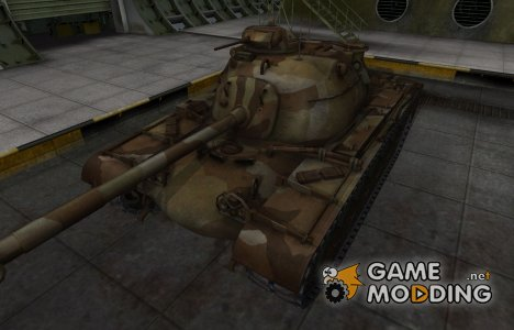 Американский танк M48A1 Patton for World of Tanks