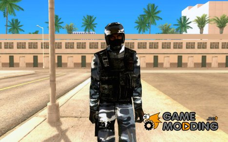 Seal Team 6 for GTA San Andreas