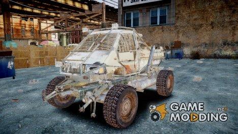 Военный бронированный грузовик for GTA 4