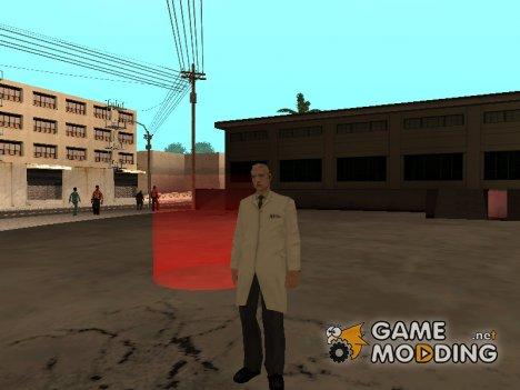 Сохранение для сторилайна for GTA San Andreas