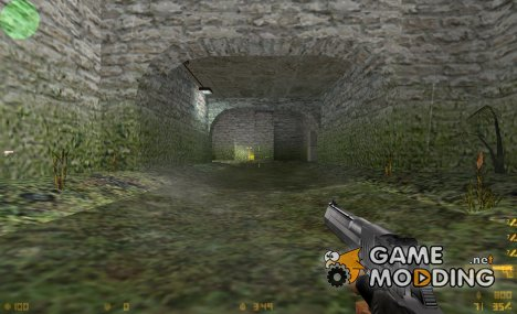 Firegold/lonewolf's deagle (2003 version) for Counter-Strike 1.6