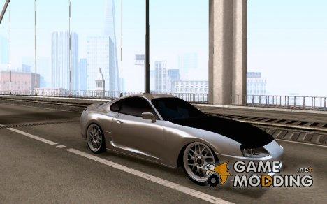 Toyota Supra GTS for GTA San Andreas