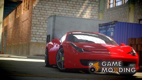 Ferrari 458 Italia 2010 [Autovista] для GTA 4