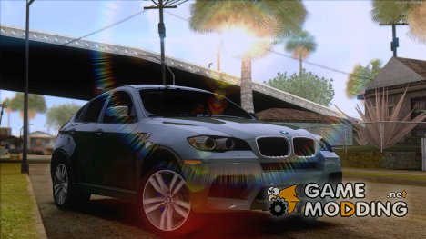 BMW X6M v.2 for GTA San Andreas