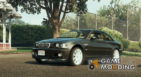 BMW M3 E46 BETA for GTA 5