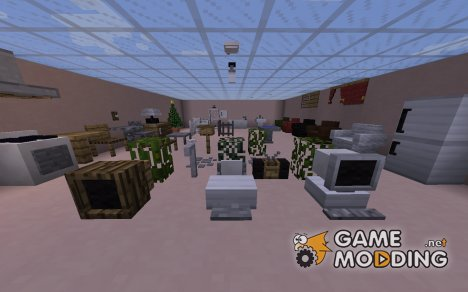 MrCrayfish's Furniture для Minecraft