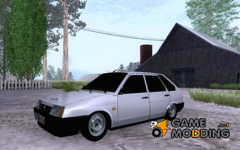 ВАЗ 2109 Ростов for GTA San Andreas