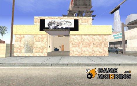 New Payn'Spay: West Coast Customs for GTA San Andreas