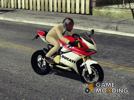 2016 Ducati 1299 Panigale S for GTA San Andreas