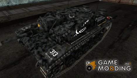 StuG III 22 for World of Tanks