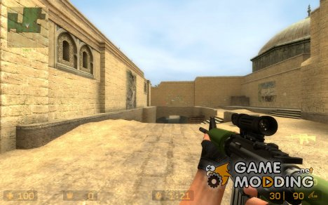 Diemaco C8A2 для Counter-Strike Source