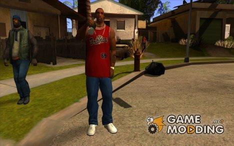 DRUNK MOD V2 for GTA San Andreas