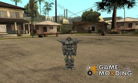 Робот-полицейский из GTA Alien City для GTA San Andreas