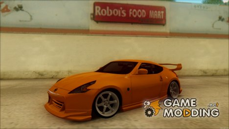 Nissan 370Z for GTA San Andreas