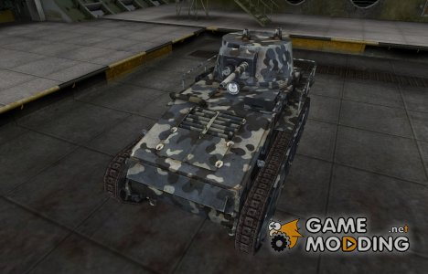 Немецкий танк Leichttraktor for World of Tanks