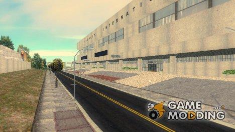 Новые текстуры аэропорта для GTA 3
