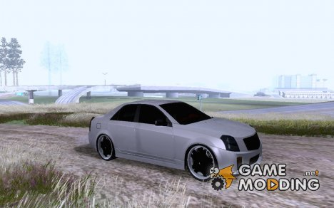 Cadillac CTS-V for GTA San Andreas