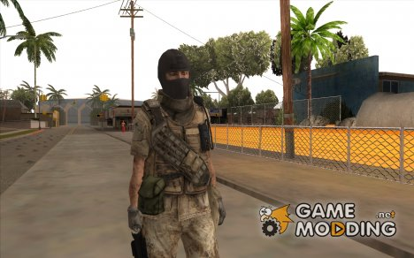 Crysis 2 US Soldier 8 Bodygroup B for GTA San Andreas