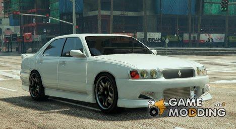 Nissan Cedric Y33 для GTA 5
