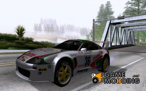 1995 Toyota Castrol Supra GT for GTA San Andreas